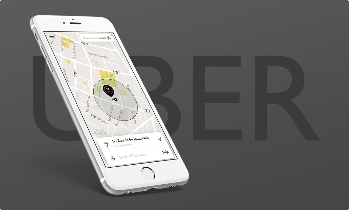 Build Your Own Taxi Booking App Like Uber
