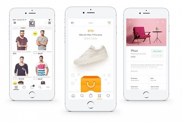 How to build an E-commerce app