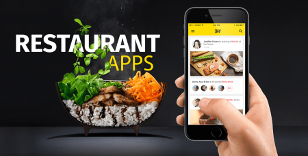 mobile app development for restaurants