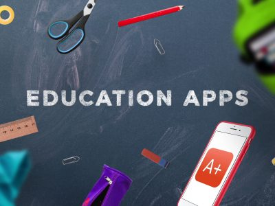 Developing mobile apps for educational purposes