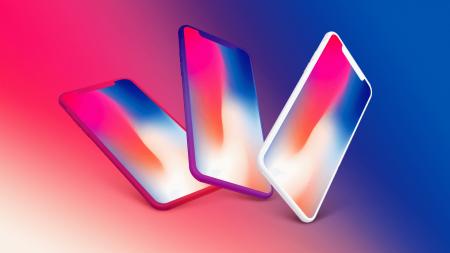 app design for iphone-x