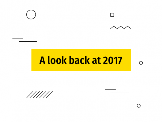 A look back at 2017. The year of changes at IDAP