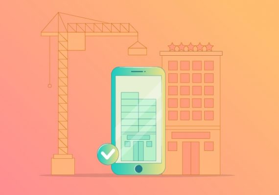building a hotel booking app