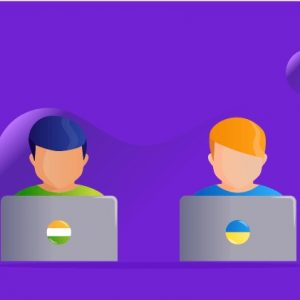 IT Outsourcing Destinations: India vs. Ukraine