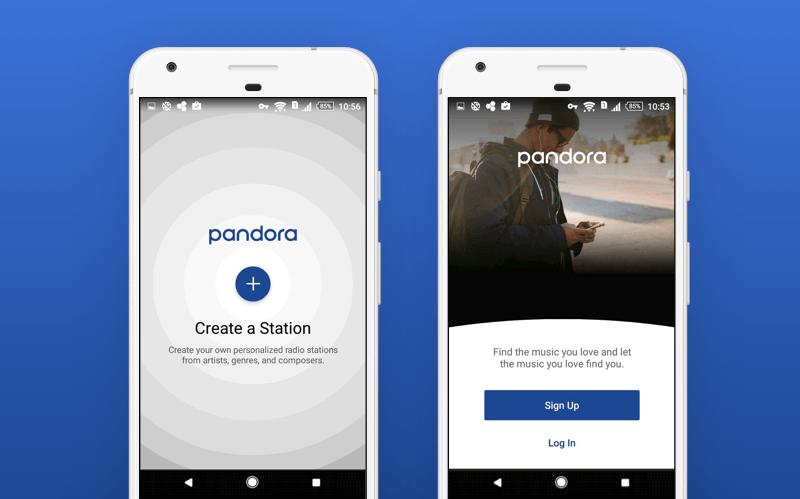 How to Build an App like Pandora