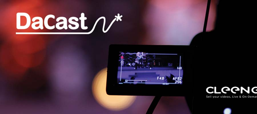 video streaming app Dacast