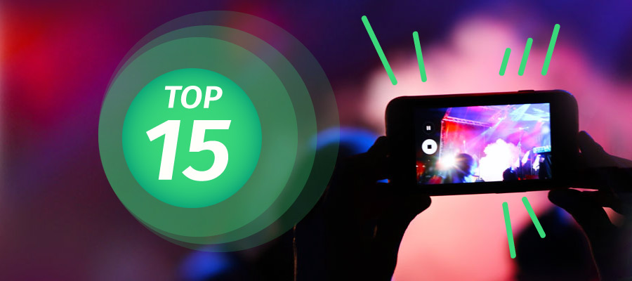 Top 15 apps for live streaming