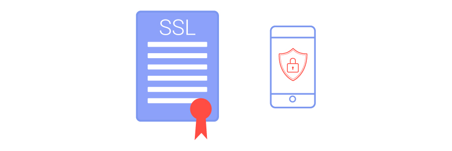 SSL to Create a Secure Channel Between User and Server
