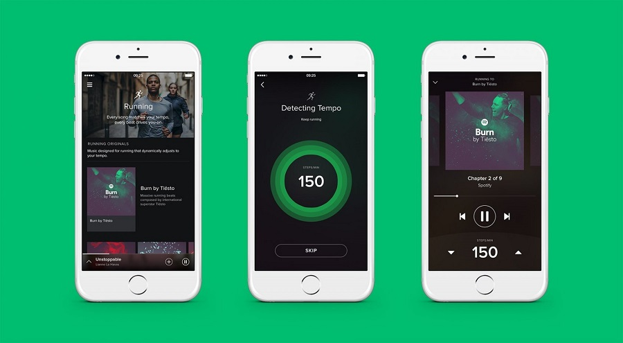 What is a Spotify streaming app