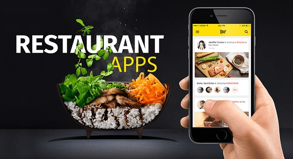How to Build Mobile App for Restaurant, Create a Food