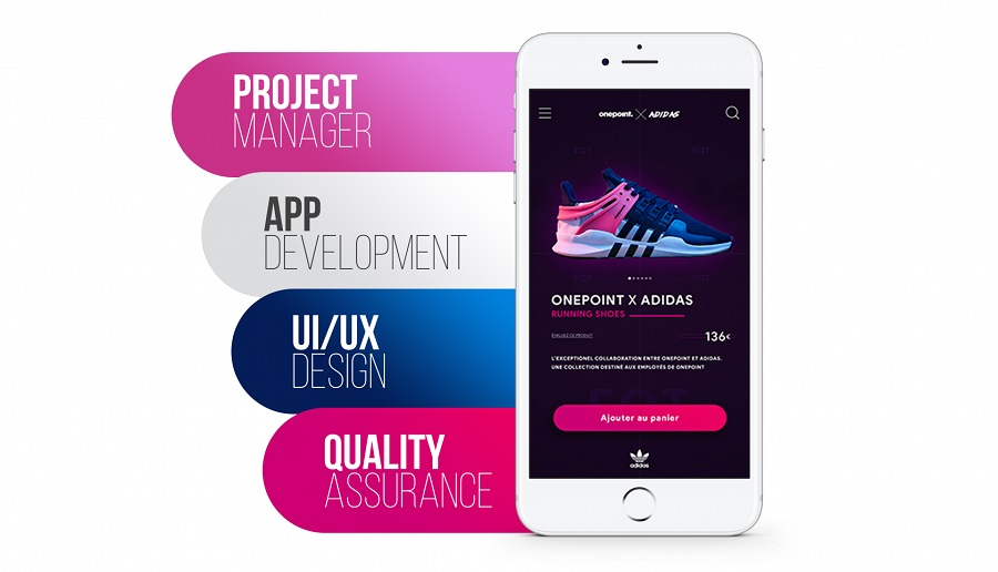 e-commerce mobile app development