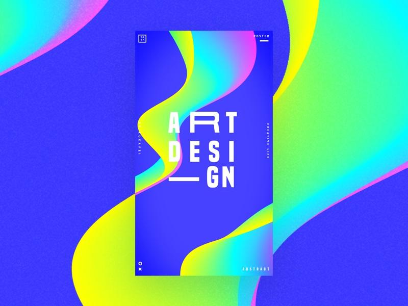 Semi-flat design