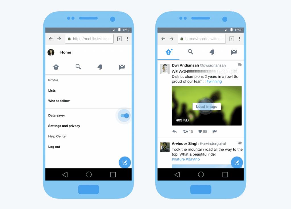 Examples of Progressive Web Apps
