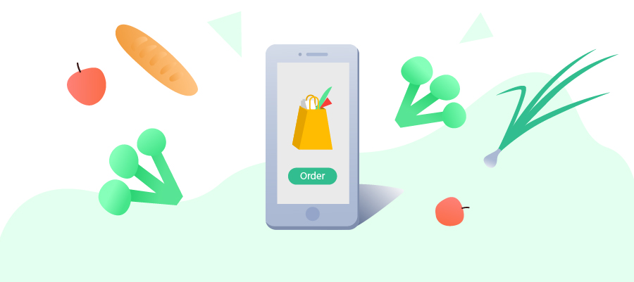 What are grocery shopping apps and why do we like them?