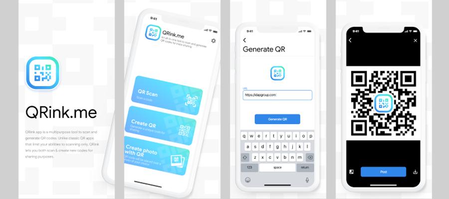 create a qr scanner app