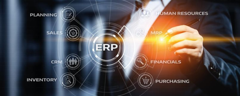 Types of ERP