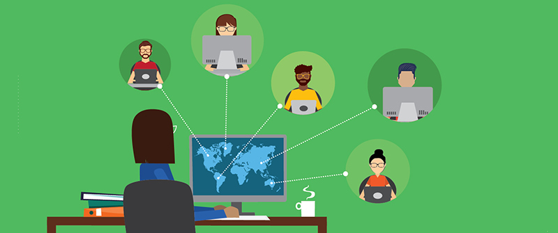 Tips for Maximum Optimization of Interacting with Remote Dedicated Teams
