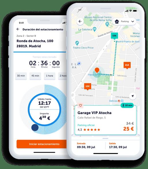 Parking Finder and Reservation App
